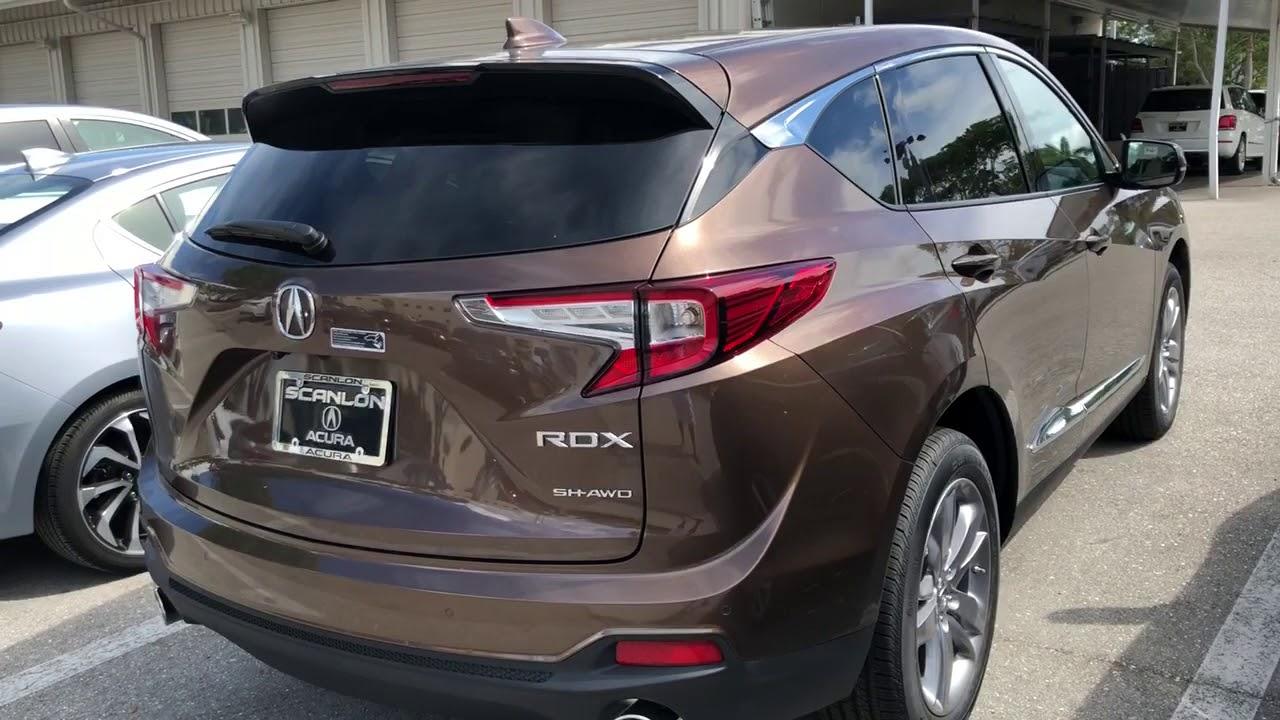Acura CDX Canyon Bronze Metallic