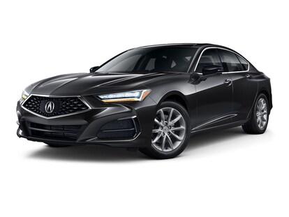 Acura TLX Majestic Black Pearl