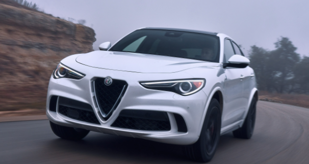 Alfa Romeo Stelvio Alfa White