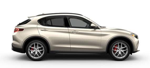 Alfa Romeo Stelvio Imola Titanium Metallic