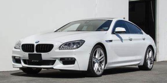 BMW i4 Alpine White