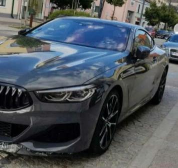 BMW i4 Individual Dravit Grey