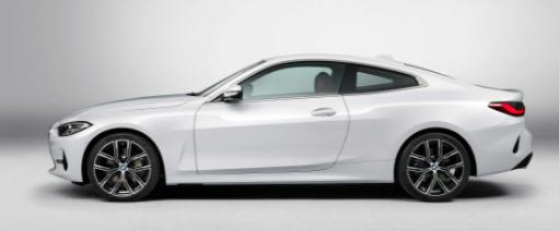 BMW i4 Mineral White