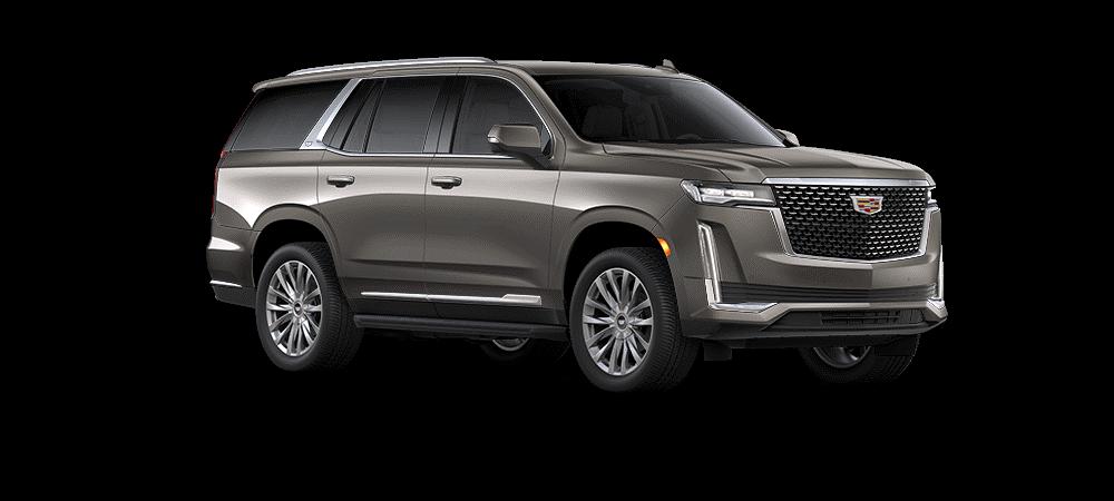 Cadillac escalade Dark Mocha Metallic