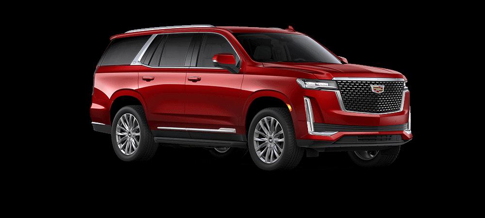 Cadillac escalade Infrared Tintcoat
